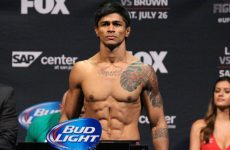 Шэйн Бургос — Тиаго Тратор 9.12.2016: прогноз на бой UFC Fight Night 102