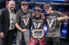 Александр Пантожа и Эрик Шелтон — участники UFC on FOX 23