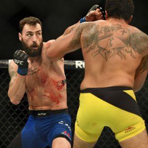 Пол Крэйг и Тайсон Педро — 4 марта на UFC 209