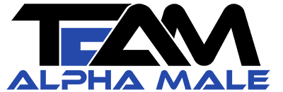 Логотип Team Alpha Male