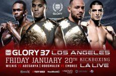 Лучшие средневесы года: анонс и прогнозы на турнир GLORY 37 в Лос-Анджелесе