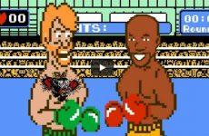 Рекомендовано! Видео боя Конор МакГрегор vs. Флойд Мейвезер: Марио-версия