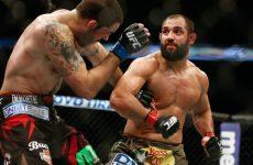 Бой Гектор Ломбард vs. Джони Хендрикс — часть карда UFC Fight Night 105