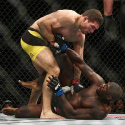 Ион Куцелаба выбыл с карда UFC Fight Night 107