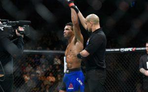 Бой Кевин Ли vs. Франсиско Триналдо — часть карда UFC Fight Night 106