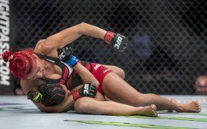 Карла Эспарза и Ранда Маркос встретятся на UFC Fight Night 105 в Канаде