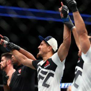 Алекс Мороно на UFC Fight Night 104 сразится с Нико Прайсом