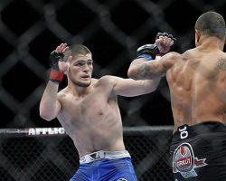 Прямая трансляция боя Нурмагомедов — Барбоза: смотреть онлайн UFC 219 сегодня 31.12.2017