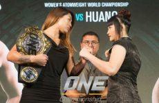 Анджела Ли и Дженни Хуанг возглавят ONE: Warrior Kingdom