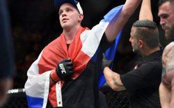 Стефан Штруве не выступит на UFC Fight Night 105