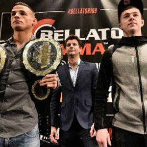 Ростер UFC пополнил чемпион двух дивизионов BAMMA