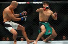 За UFC Fight Night 103 наблюдали 11589 зрителей