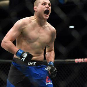 Алекс Мороно потерял соперника для боя на UFC Fight Night 104