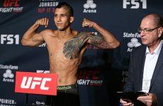 Альберт Моралес — Андрэ Сухамтат 4.03.2017: прогноз на бой UFC 209