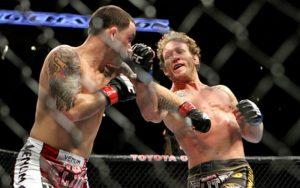 8 место: Фрэнки Эдгар vs. Грэй Мэйнард 3 (UFC 136)
