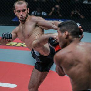 Хайбулаев остался непобеждённым и другие результаты ONE Championship 52