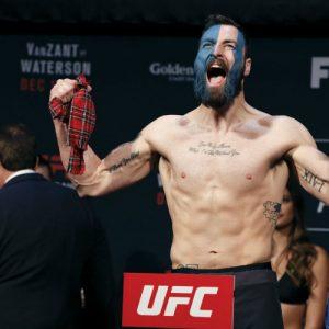 Пол Крэйг — Тайсон Педро 4.03.2017: прогноз на бой UFC 209