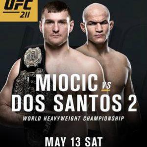 UFC 211: результаты, кард, участники, информация, видео