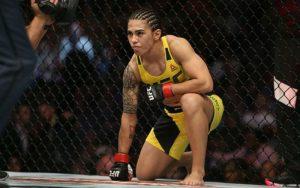 Джессика Андраде — Анджела Хилл 4.02.2017: прогноз на бой UFC Fight Night 104