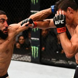 Рэндалл Браун и Белал Мухаммад встретятся на UFC 208