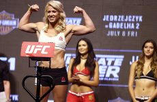 Аманда Купер — Синтия Кэльвилло 4.03.2017: прогноз на бой UFC 209
