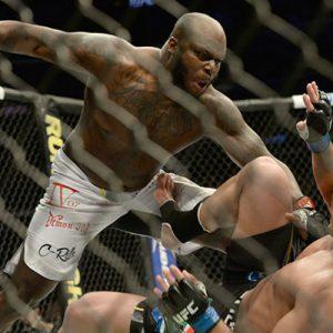 Бой Деррик Льюис vs. Марк Хант — официальный мейн-ивент UFC Fight Night 110
