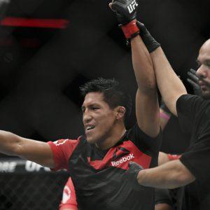 Габриэль Бенитез и Энрике Барзола сразятся в рамках UFC 211