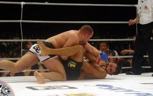 6 место: Антонио Родриго Ногейра vs. Фёдор Емельяненко 1 (Pride 25)