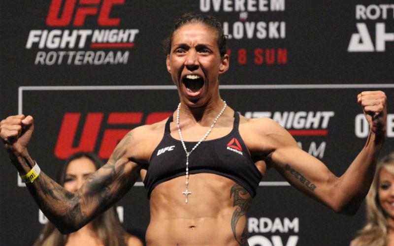 Холли Холм — Жермейн де Рандами: смотреть онлайн видео трансляцию UFC 208 сегодня, 11 февраля 2017