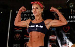 Алекса Грассо — Фелис Херриг 4.02.2017: прогноз на бой UFC Fight Night 104