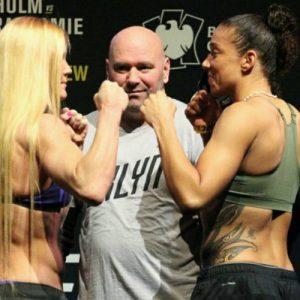 Холли Холм — Жермейн де Рандами 11.02.2017: прогноз на бой UFC 208