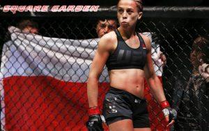Бой Йоанна Енджейчик vs. Джоан Калдервуд — 13 мая на UFC 211