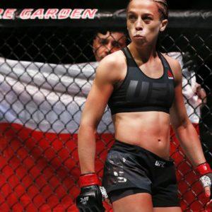 Бой Йоанна Енджейчик vs. Джессика Андраде — 13 мая на UFC 211
