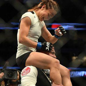 Бой Роуз Намаюнас vs. Мишель Уотерсон — официально для UFC on FOX 24