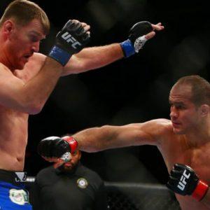 Поединок Миочич vs. Дос Сантос — официально для UFC 211