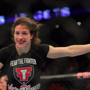 Сара МакМанн — Джина Мазани 19.02.2017: прогноз на бой UFC Fight Night 105