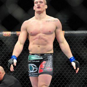 Тодд Даффи покинул кард UFC 209