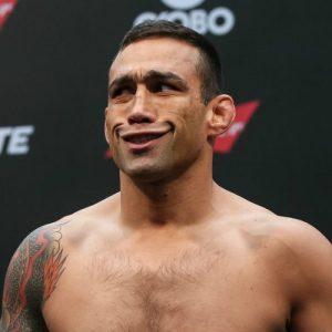 Бой Фабрисиу Вердум vs. Бенн Ротвелл — 13.05.2017 на UFC 211