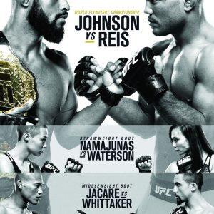UFC ON FOX 24: результаты, кард, участники, информация, видео