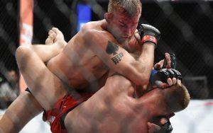 Александр Густафссон и Гловер Тейшейра возглавят UFC Fight Night в Стокгольме