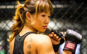 Анджела Ли проведёт защиту титула чемпионки ONE 26 мая