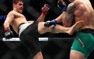 Три новых боя добавлены в кард UFC 212