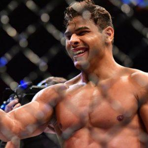Олуэйл Бамбуши и Пауло Энрике Коста сразятся на UFC 212