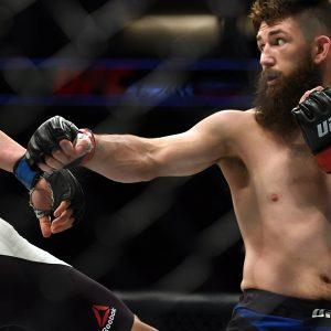 Джо Проктор и Брайан Барберена сразятся на UFC Fight Night 108