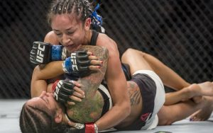 Синтия Кэльвилло — Карла Эспарза 30.12.2017: прогноз на бой UFC 219