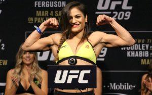 Бой Синтия Кэльвилло vs. Перл Гонсалес пополнил главный кард UFC 210