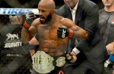 Бой Деметриус Джонсон vs. Уилсон Рейс возглавит UFC on FOX 24