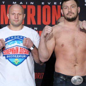 Бой Фёдор Емельяненко vs. Мэтт Митрион — 24 июня на Bellator 180