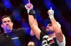 Келвин Гастелум vs. Андерсон Силва — часть карда UFC 212