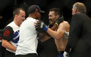 Джейк Элленбергер и Майк Пэрри встретятся на UFC Fight Night 108